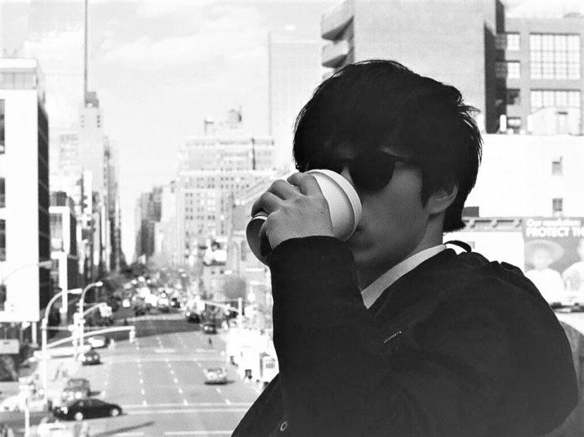 高倉葉太の写真