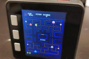 M5Stack Mini Arcade【前半】