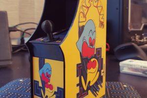 M5Stack Mini Arcade【後半】